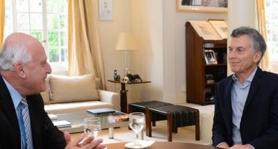 Lifschitz se reunió con Macri y hablaron de obras