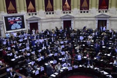 Diputados dio media sanción a un proyecto para frenar el 2x1 a represores