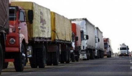 Crece 23% la cantidad de camiones ingresados al Gran Rosario