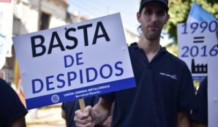 El desempleo es 9,8 por ciento en Rosario, según un estudio privado