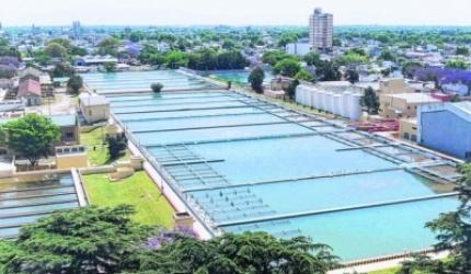 El Enress pidió hacer obras en la planta de Aguas por contaminación del aire