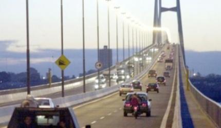 Vialidad Nacional da prioridad a la doble vía en el puente a Victoria