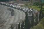 El corrimiento de las vías para realizar la avenida de la Costa terminará a fin de enero