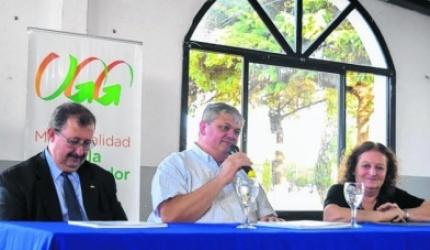 Presentaron el Plan Urbano 2030 para Villa Gobernador Gálvez