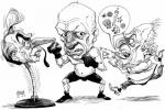 Votos, cisne negro y campaña