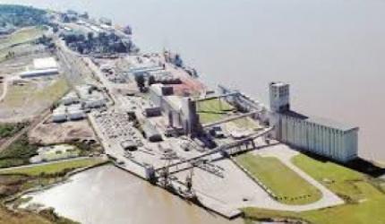 Dietrich confirmó $10.500 para el Puerto de Rosario