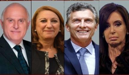 ¿Quiénes son los dirigente políticos con mejor imagen?