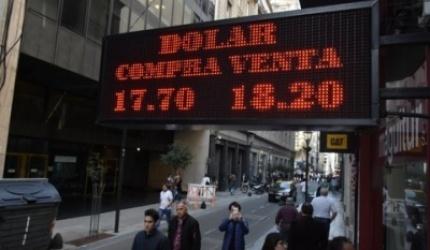 El BCRA intervino fuerte en el mercado pero el dólar volvió a subir